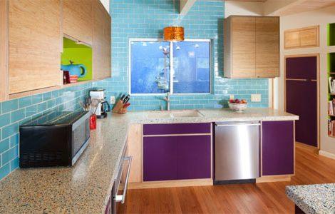 Memilih Warna Dapur yang Tepat