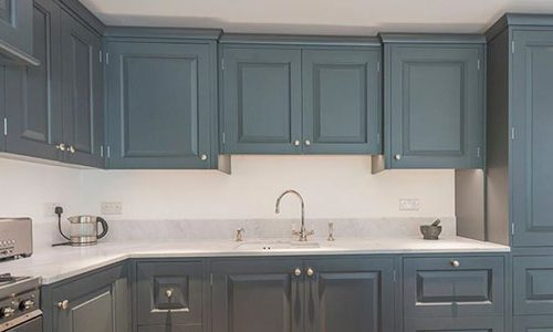 Jasa Pembuatan Kitchen Set dan Pemasangan