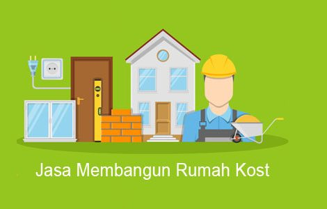 Membangun Rumah Kost