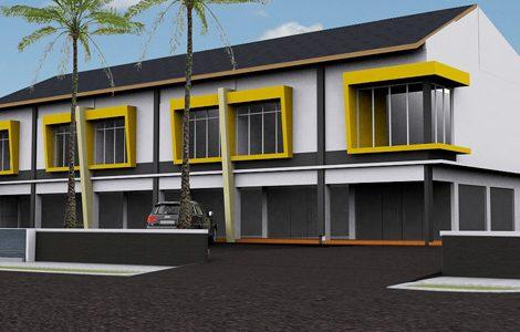 Jasa Membangun Ruko di Jakarta